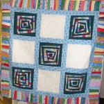 Quilt by Kath Leworthy