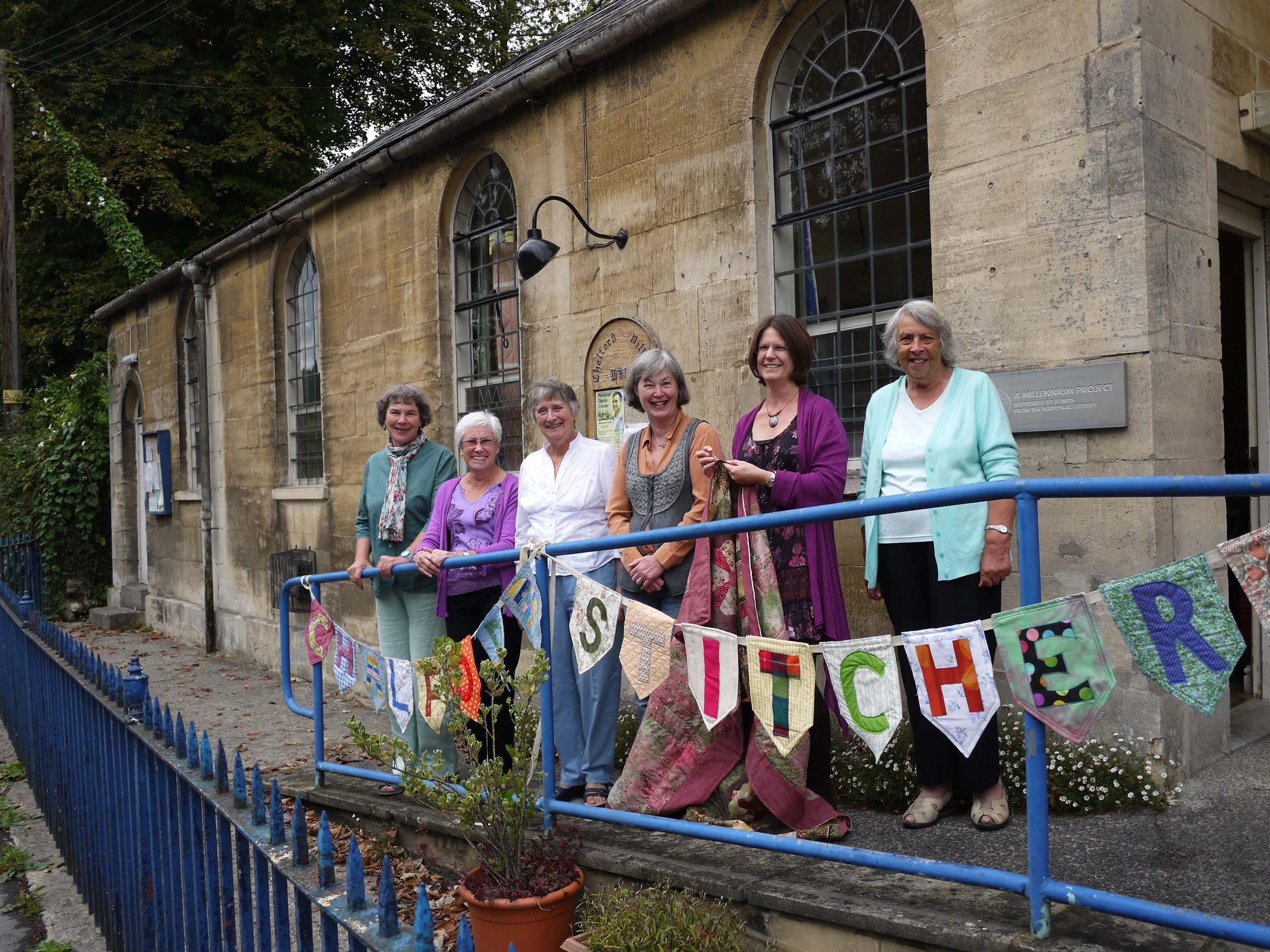 Chalford Stitchers Sewing Group